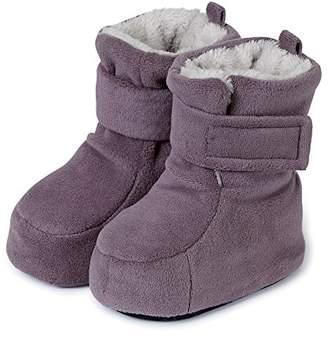 Sterntaler Baby Girls Standing Baby Shoes Purple Size: 1-1.5 Child UK