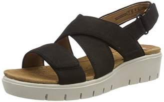 b2581ec8a3b0 at Amazon.co.uk · Clarks Un Karely Dew Nubuck Sandals in Standard Fit Size 4