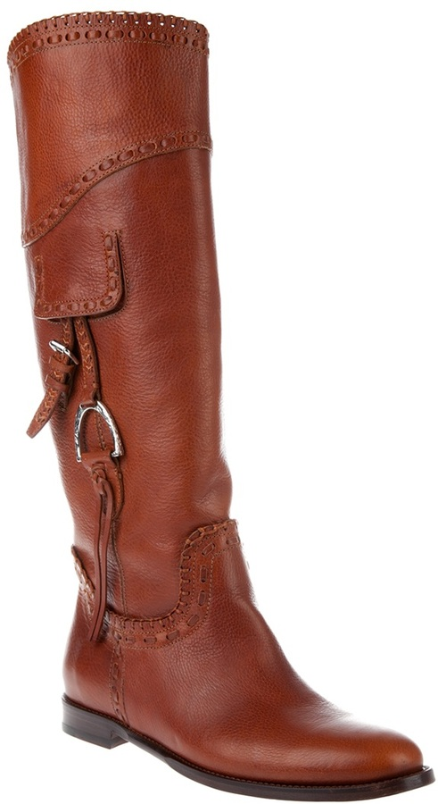 Ralph Lauren 'Selena' boot