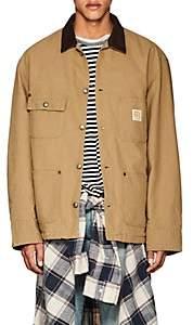 R 13 Men's Spring Workman Cotton Jacket-Camel