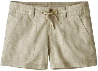 Patagonia Women's Island Hemp Shorts - 4""