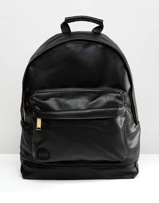 Mi-Pac Mi Pac Tumbled Faux Leather Backpack