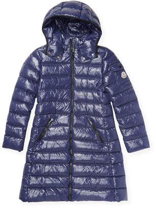 at Rue La La · Moncler Hooded Quilt Down Jacket
