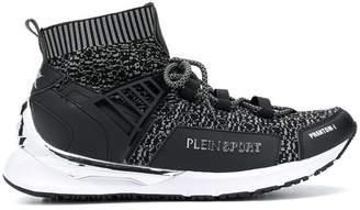 Plein Sport ankle sock sneakers