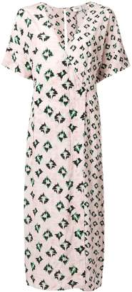 SUBOO On The Fly wrap dress