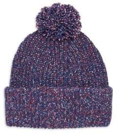 Rag & Bone Cheryl Pom Pom Knit Beanie