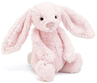 Jellycat Bashful Rabbit With Large Ears