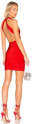 About Us Alaina Bandage Dress