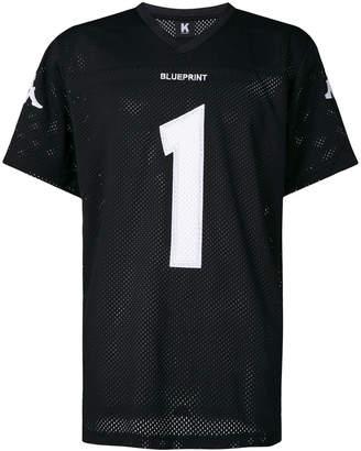 Kappa American football style top