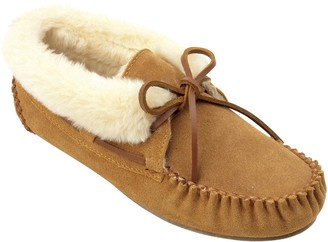 Minnetonka Chrissy Ankle Slippers