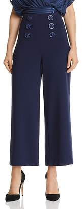 Alice + Olivia Ferris Cropped Sailor Pants