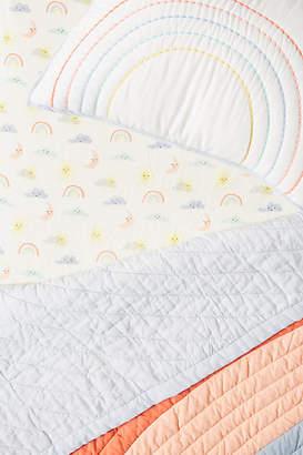 Meri Meri Sunshine Rainbow Crib Sheet