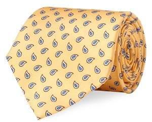 Lauren Ralph Lauren Pine-Print Silk Tie
