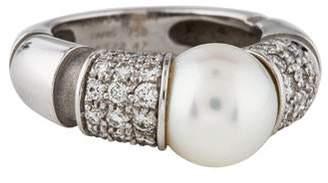 Mauboussin Pearl & Diamond Nadja Ring