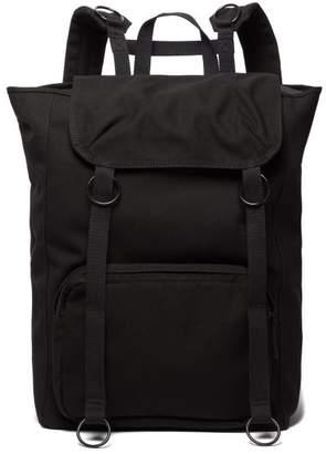 Raf Simons X Eastpak - X Top Load Backpack - Womens - Black