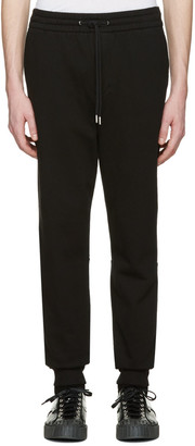 T by Alexander Wang Black Fleece Lounge Pants $225 thestylecure.com