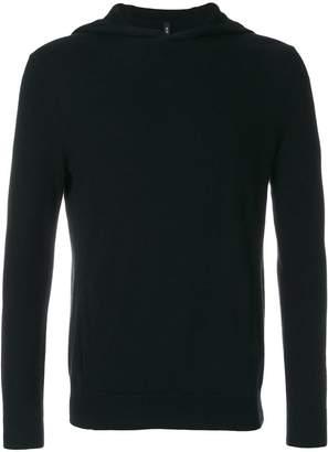 Blackbarrett hooded jumper