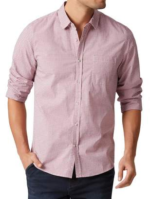Jeanswest Albion Long Sleeve Check Shirt