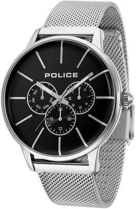 Police Men's PL14999JS02MM SWIFT Casual Dial Watch