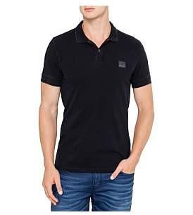 BOSS ORANGE Short Sleeve Pascha Logo Polo