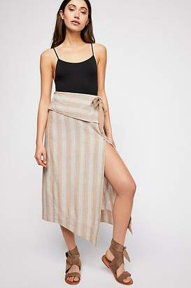 The Endless Summer Now That I Found You Striped Skirt