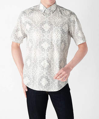 Alpha (アルファ) - [ALPHA] 半袖カジュアルシャツ(668122)