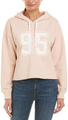 Current/Elliott Cropped Hoodie