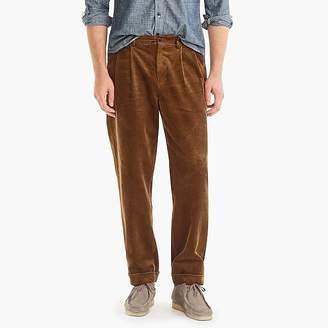 Wallace & Barnes wide-wale corduroy trouser