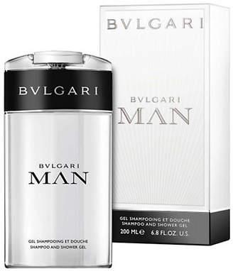 Bvlgari Man Shower Gel