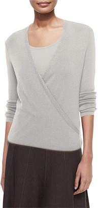Nic+Zoe Plus Size 4-Way Lightweight Cardigan