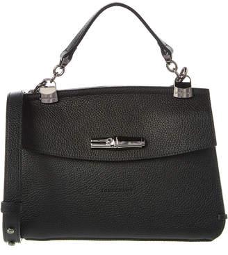 Longchamp Madeline Leather Crossbody
