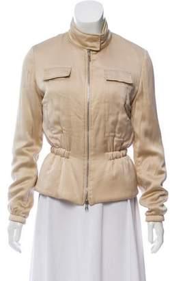 Brunello Cucinelli Wool & Cashmere-Blend Jacket