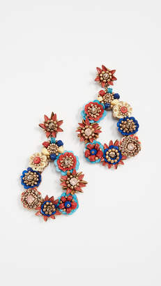 Deepa Gurnani Deepa by Cherise Earrings