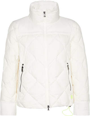 Bogner Palina Quilted Shell Down Coat Size: 4