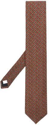 Lardini floral print tie