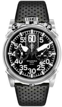 Cartier CT Scuderia CT Scuderia Men's Touring Stainless Steel Watch - Black