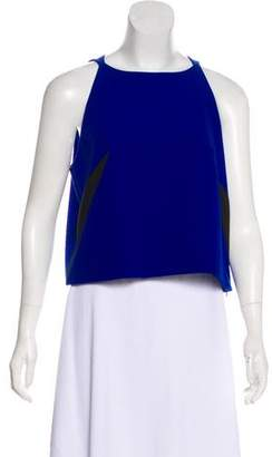 Milly Square Neck Sleeveless Top w/ Tags
