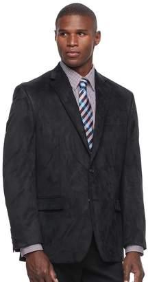 Chaps Men's Classic-Fit Faux-Suede Stretch Sport Coat