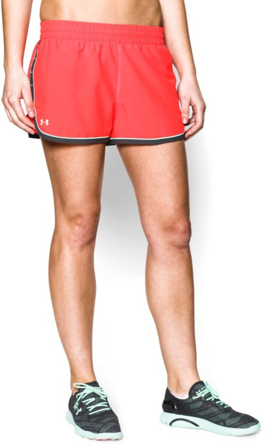 Under Armour Women's Great Escape Shorts II