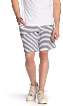 Rip Curl Striped Knit Shorts
