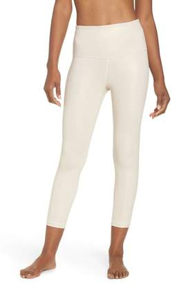 Zella Pure High Waist Crop Leggings