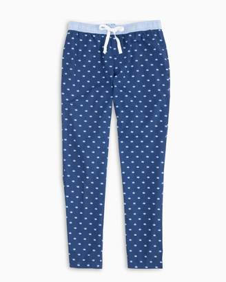 Southern Tide Womens Skipjack Lounge Pant