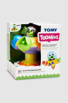 Next Girls TOMY Toomies Sort And Pop UFO
