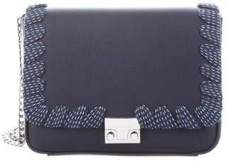 Loeffler Randall Leather Crossbody Bag w/ Tags
