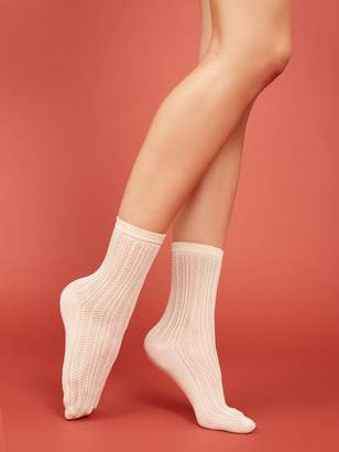 Reformation Swedish Stockings Klara Knit Socks