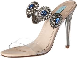 Betsey Johnson Blue Women's SB-Owen Heeled Sandal