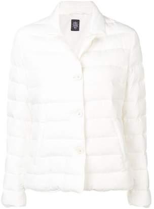 Eleventy classic padded jacket