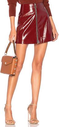 Nicholas Crinkle PVC O Ring Skirt