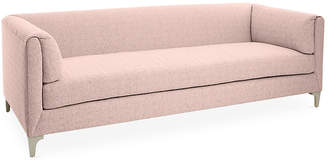 "Kara Mann For Milling Road Beau 90"" Sofa - Lilac"