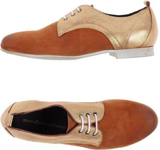 Manufacture D'essai Lace-up shoes